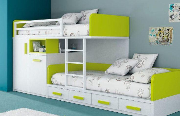 comment choisir un lit pour 2 enfants. Black Bedroom Furniture Sets. Home Design Ideas